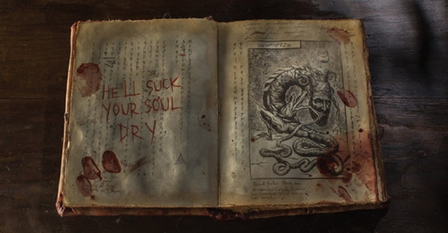 Cruelo DVil - Historia de Theo - Capitulo 7: Anotaciones de Marceline Perigord